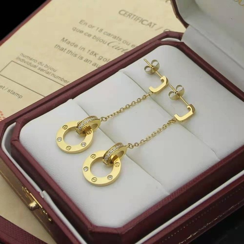 Cartier Earring #875292