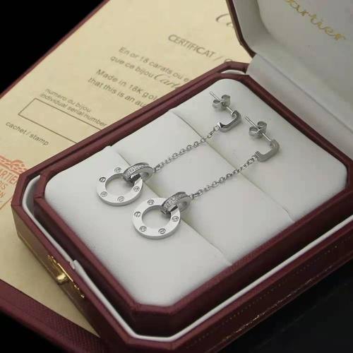 Cartier Earring #875293