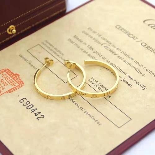 Cartier Earring #875299