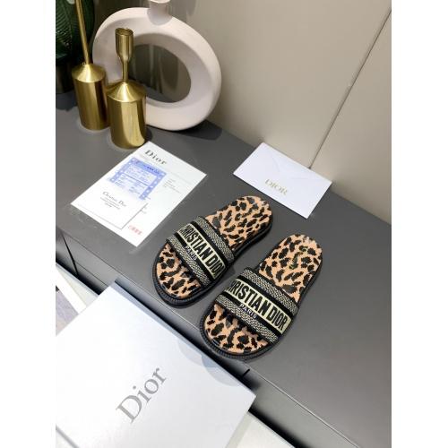Christian Dior Slippers For Women #875379