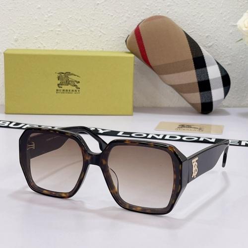 Burberry AAA Quality Sunglasses #875537