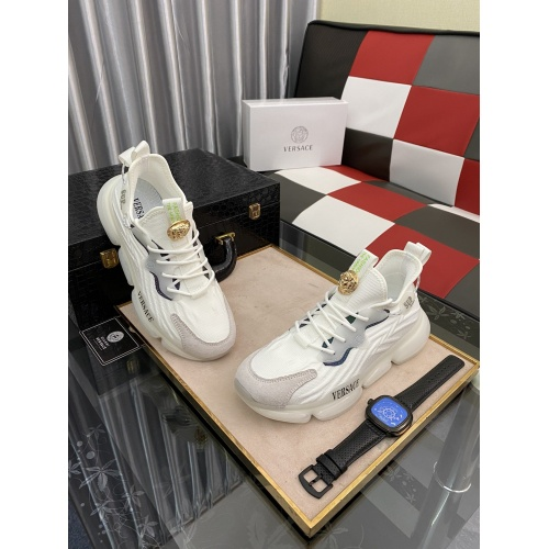 Versace Casual Shoes For Men #875567