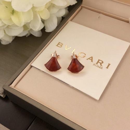 Bvlgari Earrings #875570 $34.00 USD, Wholesale Replica Bvlgari Earrings