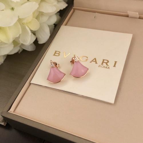Bvlgari Earrings #875571 $34.00 USD, Wholesale Replica Bvlgari Earrings
