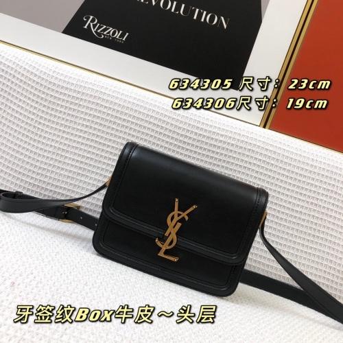 Yves Saint Laurent YSL AAA Messenger Bags For Women #875777