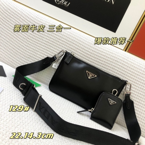 Prada AAA Quality Messeger Bags For Women #875833