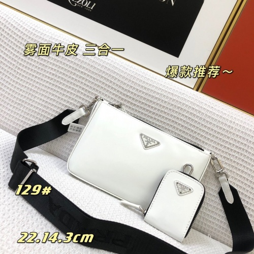 Prada AAA Quality Messeger Bags For Women #875834 $82.00 USD, Wholesale Replica Prada AAA Quality Messeger Bags