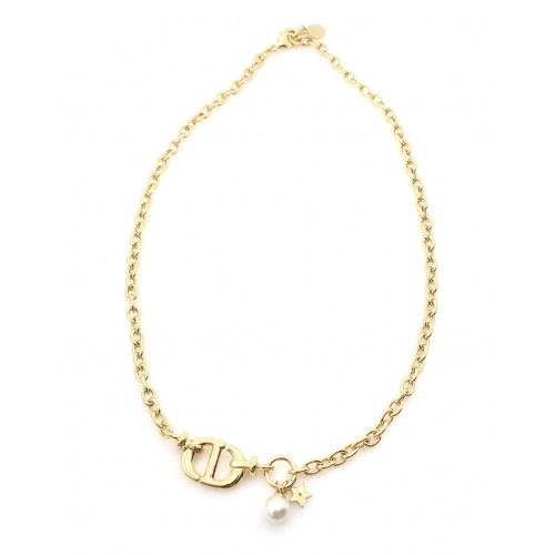 Christian Dior Necklace #876068 $29.00 USD, Wholesale Replica Christian Dior Necklace