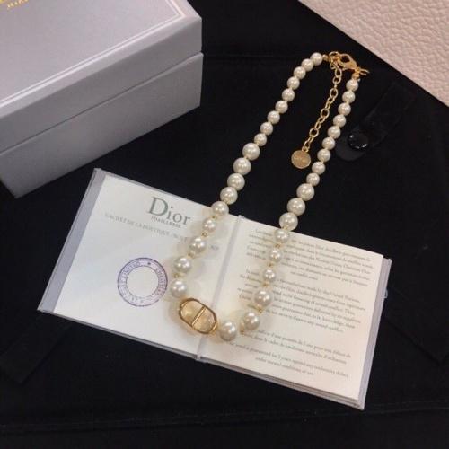 Christian Dior Necklace #876074 $34.00 USD, Wholesale Replica Christian Dior Necklace