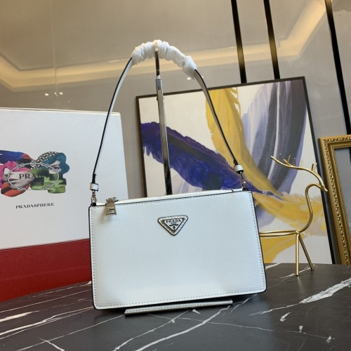 Prada AAA Quality Messeger Bags For Women #876097 $72.00 USD, Wholesale Replica Prada AAA Quality Messeger Bags