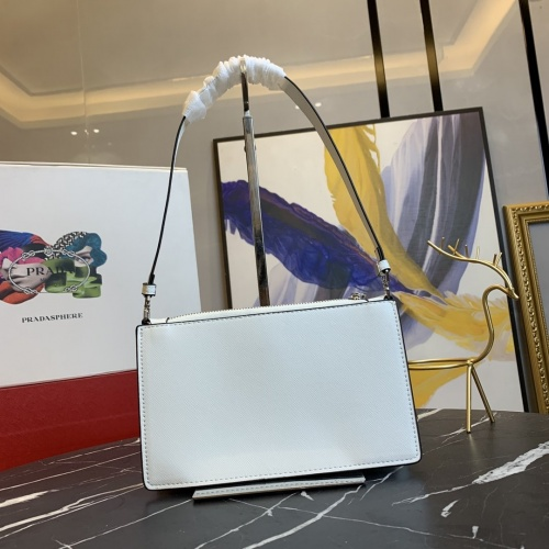 Replica Prada AAA Quality Messeger Bags For Women #876097 $72.00 USD for Wholesale