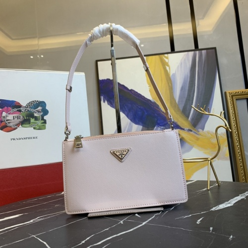 Prada AAA Quality Messeger Bags For Women #876098 $72.00 USD, Wholesale Replica Prada AAA Quality Messeger Bags