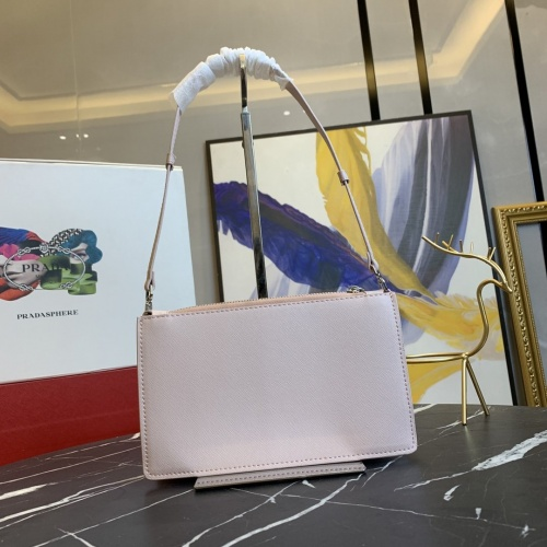 Replica Prada AAA Quality Messeger Bags For Women #876098 $72.00 USD for Wholesale