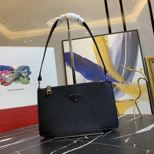 Prada AAA Quality Messeger Bags For Women #876099 $72.00 USD, Wholesale Replica Prada AAA Quality Messeger Bags