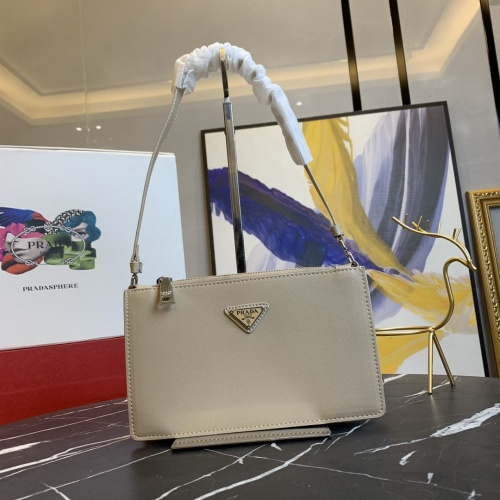 Prada AAA Quality Messeger Bags For Women #876100 $72.00 USD, Wholesale Replica Prada AAA Quality Messeger Bags