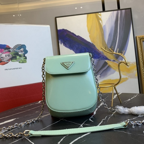 Prada AAA Quality Messeger Bags For Women #876105