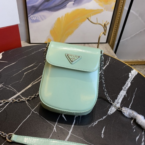 Replica Prada AAA Quality Messeger Bags For Women #876105 $72.00 USD for Wholesale