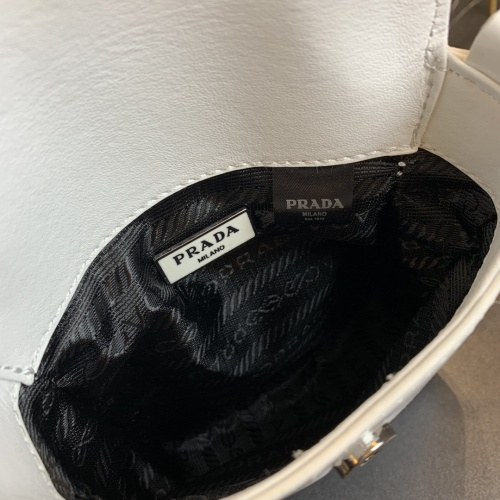 Replica Prada AAA Quality Messeger Bags For Women #876107 $72.00 USD for Wholesale