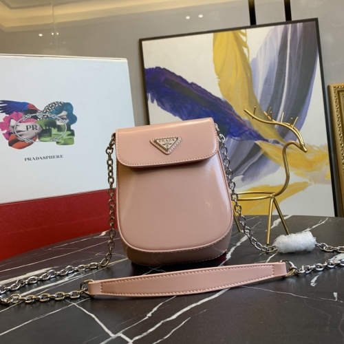 Prada AAA Quality Messeger Bags For Women #876109 $72.00 USD, Wholesale Replica Prada AAA Quality Messeger Bags