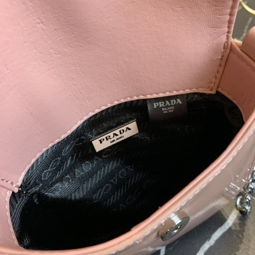 Replica Prada AAA Quality Messeger Bags For Women #876109 $72.00 USD for Wholesale