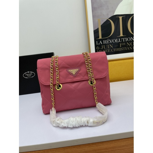 Prada AAA Quality Messeger Bags For Women #876117 $85.00 USD, Wholesale Replica Prada AAA Quality Messeger Bags