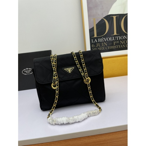 Prada AAA Quality Messeger Bags For Women #876118 $85.00 USD, Wholesale Replica Prada AAA Quality Messeger Bags
