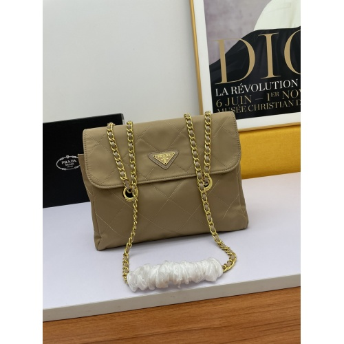 Prada AAA Quality Messeger Bags For Women #876119 $85.00 USD, Wholesale Replica Prada AAA Quality Messeger Bags