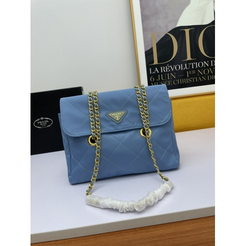 Prada AAA Quality Messeger Bags For Women #876120 $85.00 USD, Wholesale Replica Prada AAA Quality Messeger Bags