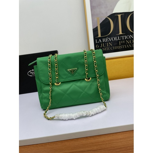 Prada AAA Quality Messeger Bags For Women #876121 $85.00 USD, Wholesale Replica Prada AAA Quality Messeger Bags