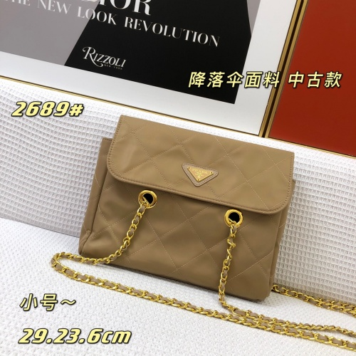 Prada AAA Quality Messeger Bags For Women #876153 $100.00 USD, Wholesale Replica Prada AAA Quality Messeger Bags