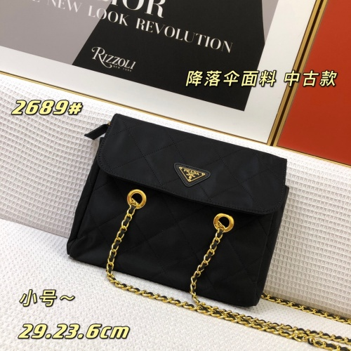 Prada AAA Quality Messeger Bags For Women #876155 $100.00 USD, Wholesale Replica Prada AAA Quality Messeger Bags