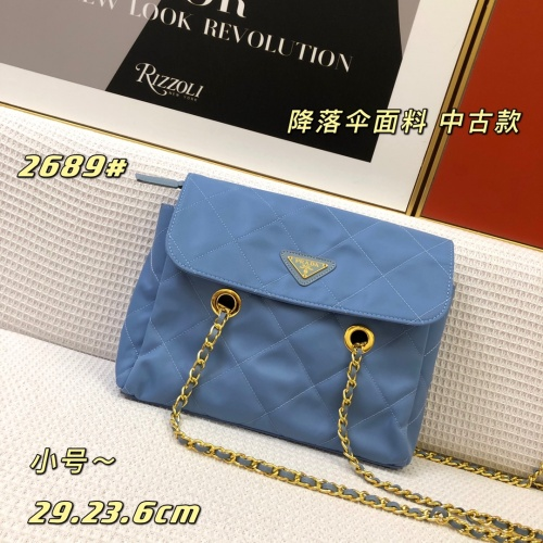 Prada AAA Quality Messeger Bags For Women #876157 $100.00 USD, Wholesale Replica Prada AAA Quality Messeger Bags