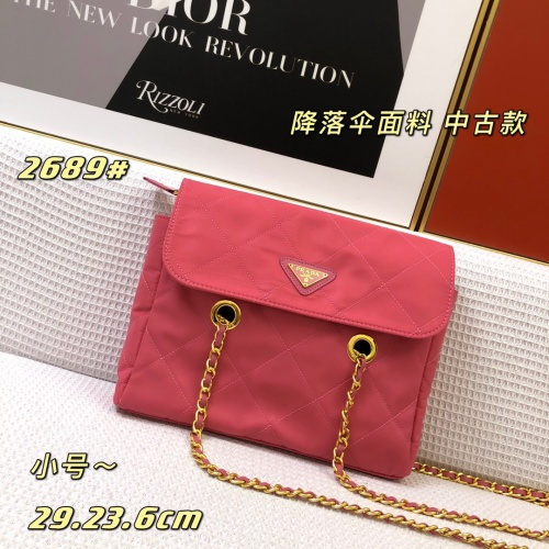 Prada AAA Quality Messeger Bags For Women #876158 $100.00 USD, Wholesale Replica Prada AAA Quality Messeger Bags