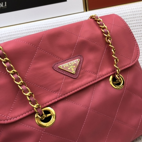 Replica Prada AAA Quality Messeger Bags For Women #876158 $100.00 USD for Wholesale
