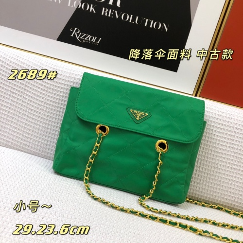 Prada AAA Quality Messeger Bags For Women #876160 $100.00 USD, Wholesale Replica Prada AAA Quality Messeger Bags