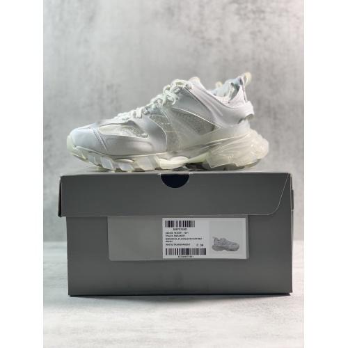 Replica Balenciaga Fashion Shoes For Men #876237 $172.00 USD for Wholesale