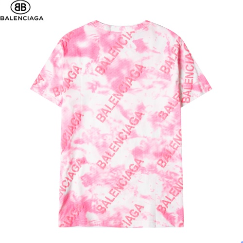 Balenciaga T-Shirts Short Sleeved For Men #876269