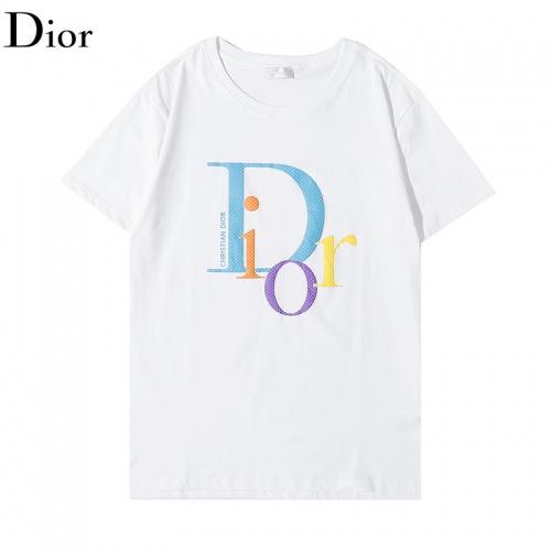 Christian Dior T-Shirts Short Sleeved For Men #876295