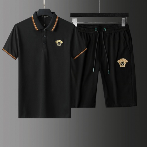 Versace Tracksuits Short Sleeved For Men #876300