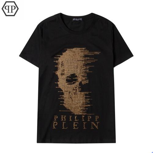 Philipp Plein PP T-Shirts Short Sleeved For Men #876369 $36.00 USD, Wholesale Replica Philipp Plein PP T-Shirts