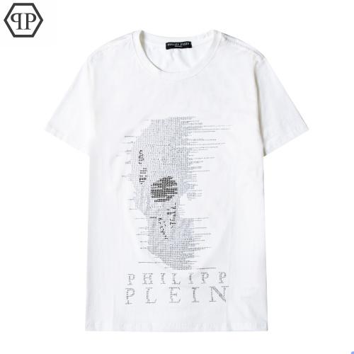 Philipp Plein PP T-Shirts Short Sleeved For Men #876370 $36.00 USD, Wholesale Replica Philipp Plein PP T-Shirts