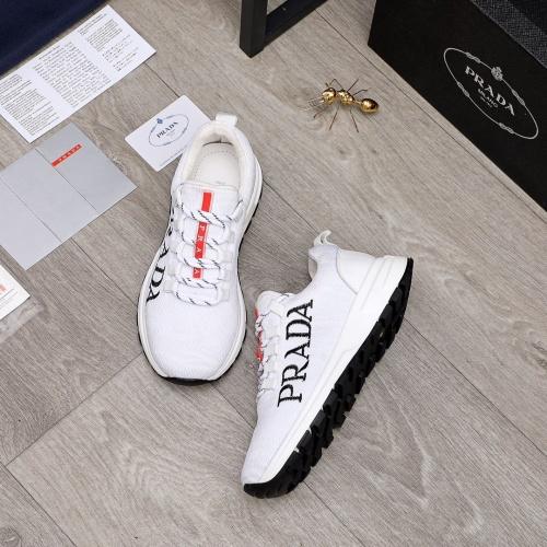 Prada Casual Shoes For Men #876386