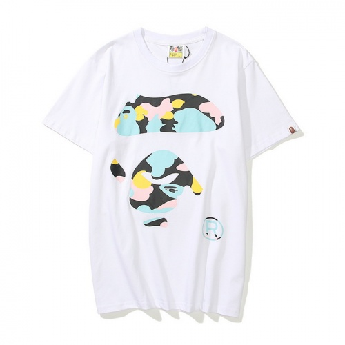 Bape T-Shirts Short Sleeved For Men #876603