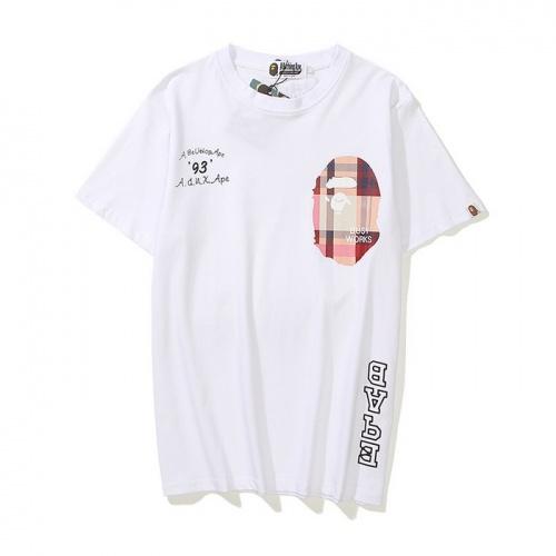 Bape T-Shirts Short Sleeved For Men #876610