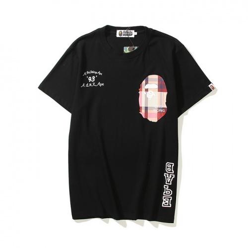 Bape T-Shirts Short Sleeved For Men #876611