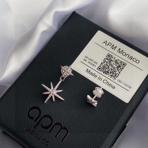 apm Monaco Earrings #876749