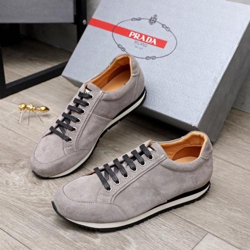 Prada Casual Shoes For Men #876843