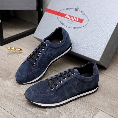 Prada Casual Shoes For Men #876846