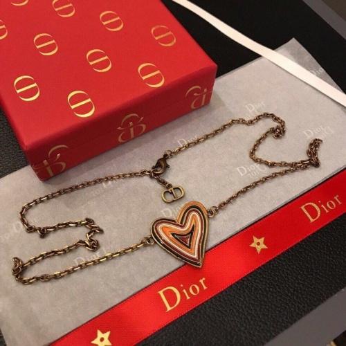 Christian Dior Necklace #876848 $32.00 USD, Wholesale Replica Christian Dior Necklace