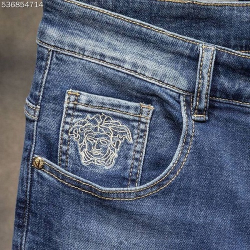 Replica Versace Jeans For Men #876917 $40.00 USD for Wholesale